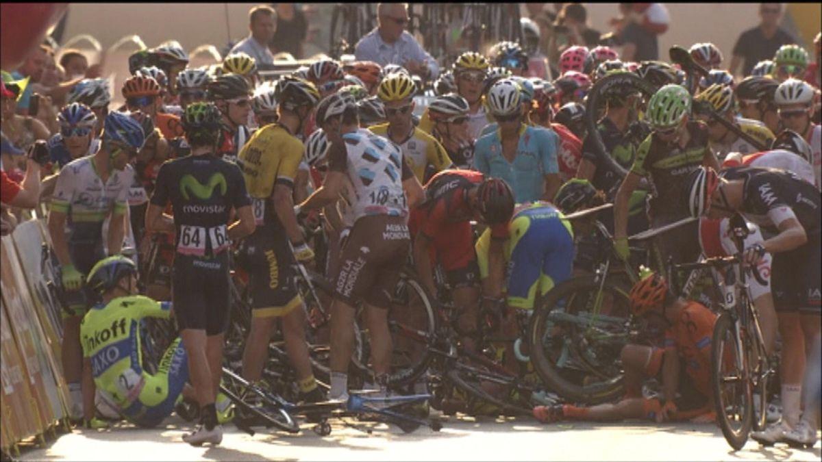 Finish Tour of Poland : Stage 2