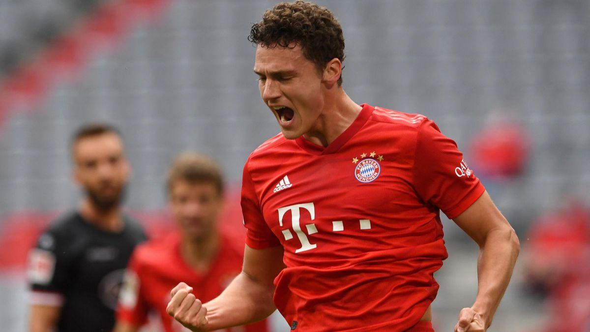 Benjamin Pavard (Bayern Munich)