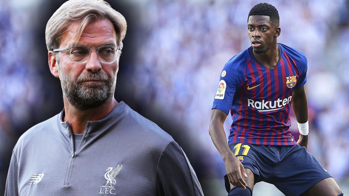 Jürgen Klopp: Kommt Ousmane Dembélé zum FC Liverpool?