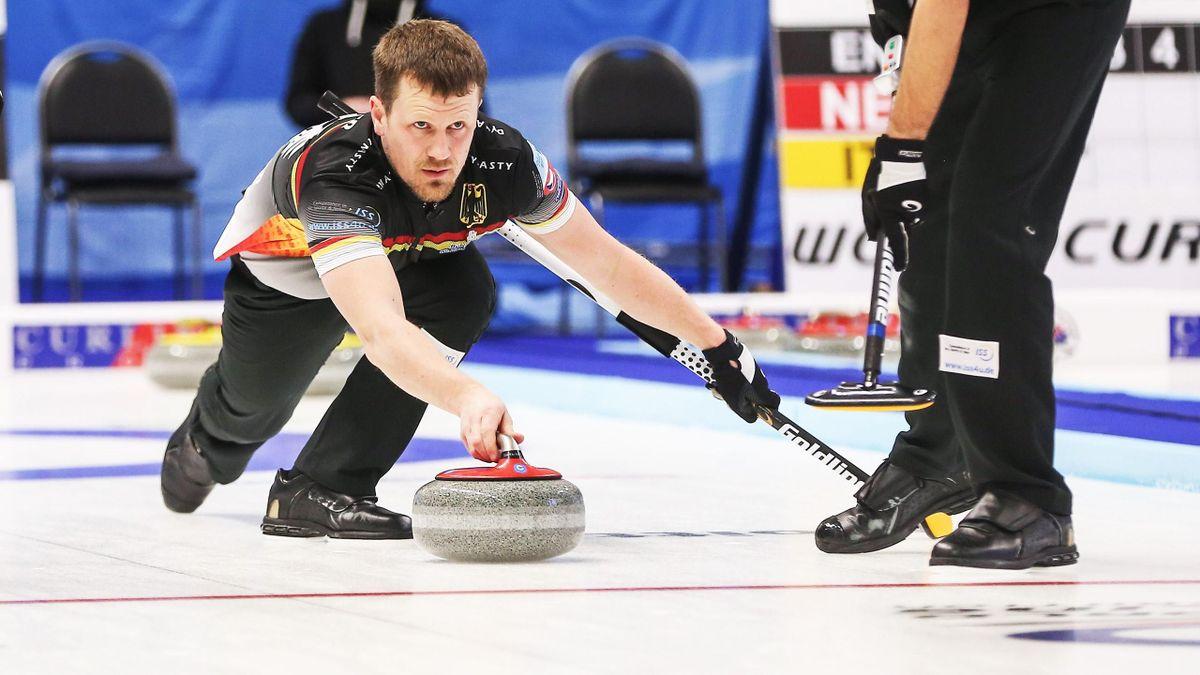 Sebastian Schweizer (Curling / Deutschland)