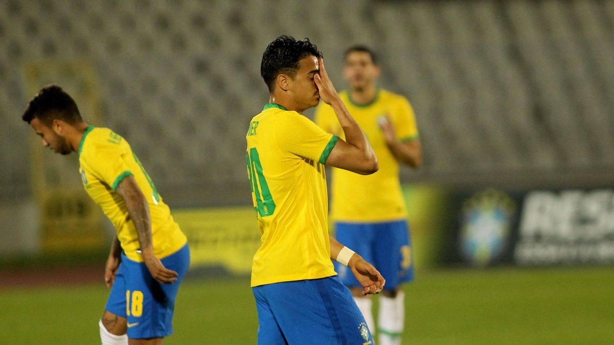 Reinier blamierte sich mit Brasiliens U23