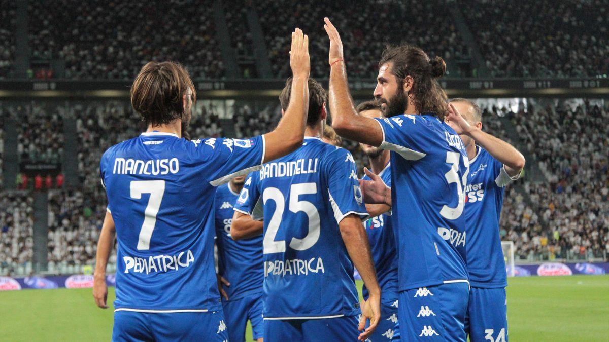 Juventus-Empoli - Serie A 2021-2022