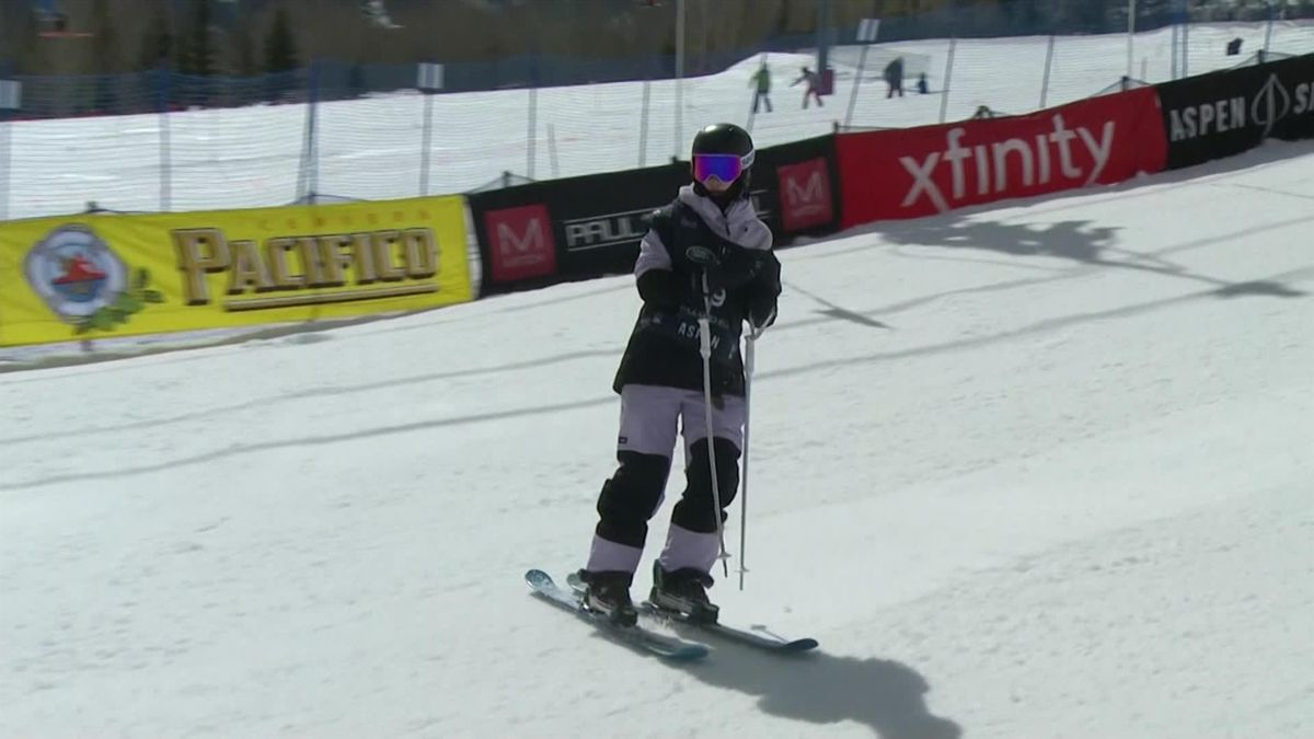 British teenager Kirsty Muir claims World Cup silver in freestyle skiing