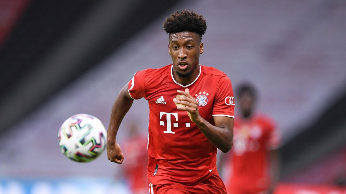 Kingsley Coman - FC Bayern München