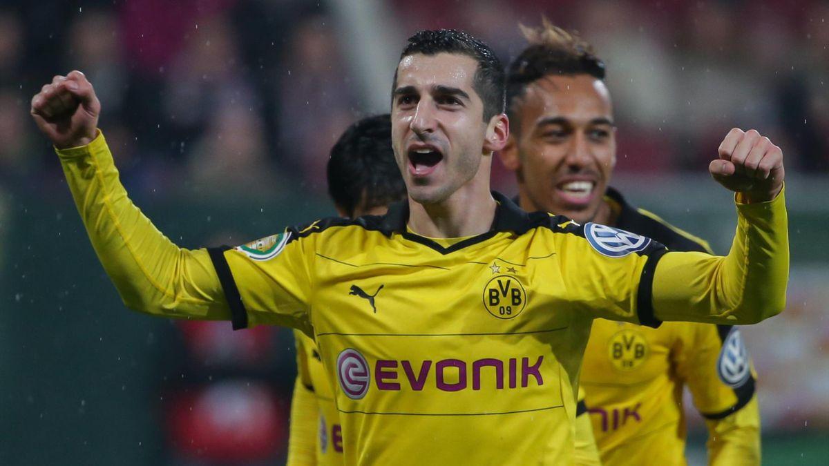 Henrikh Mkhitaryan - Borussia Dortmund
