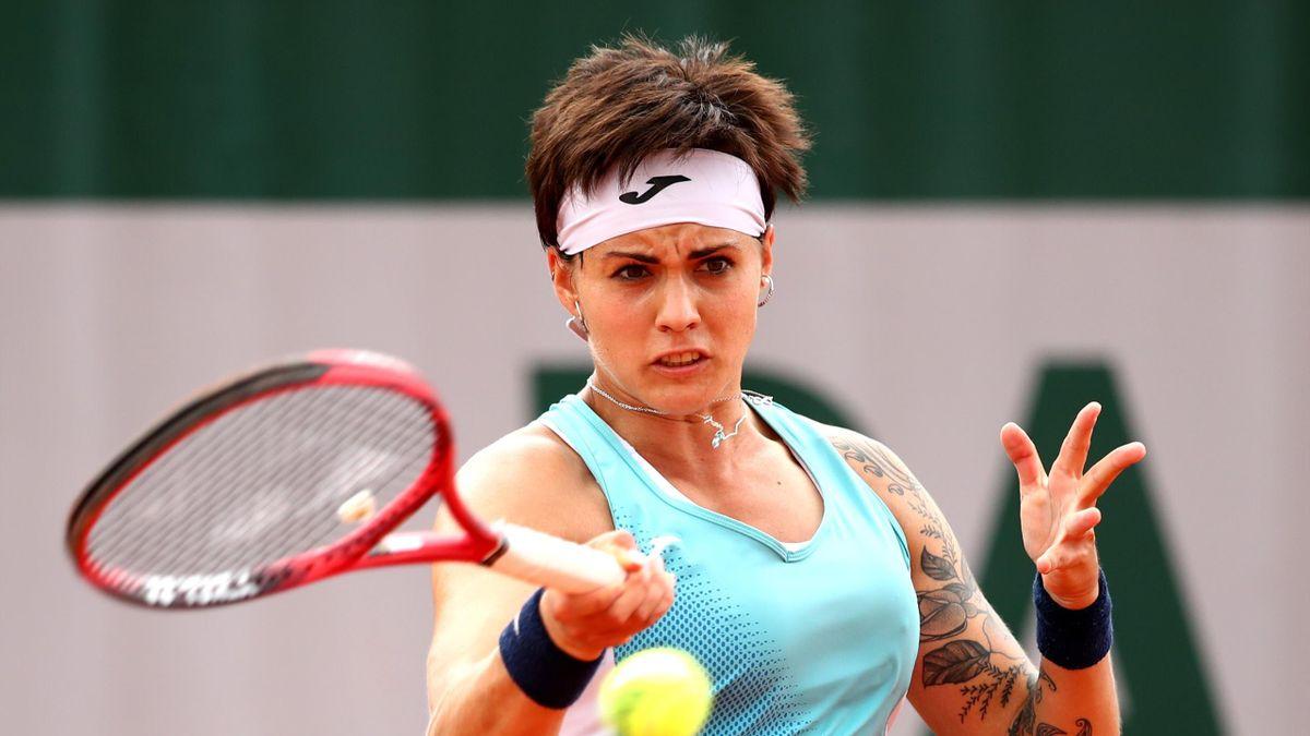 Aliona Bolsova   Tennis   ESP Player Feature