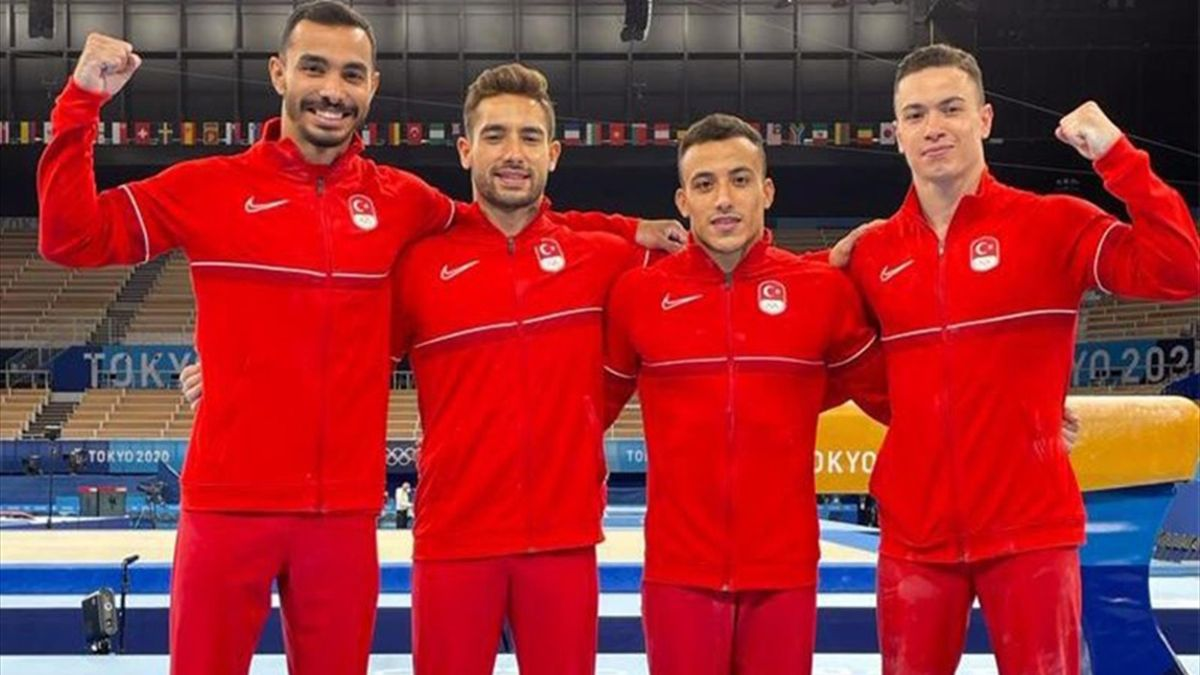 Turkish Gymnastics Team