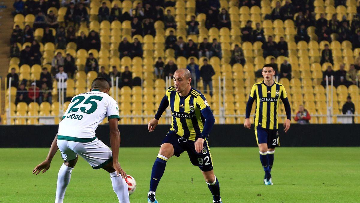 Fenerbahçe, Akın Çorap Giresunspor Aatif Chahechouhe