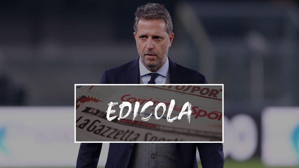 Edicola Paratici