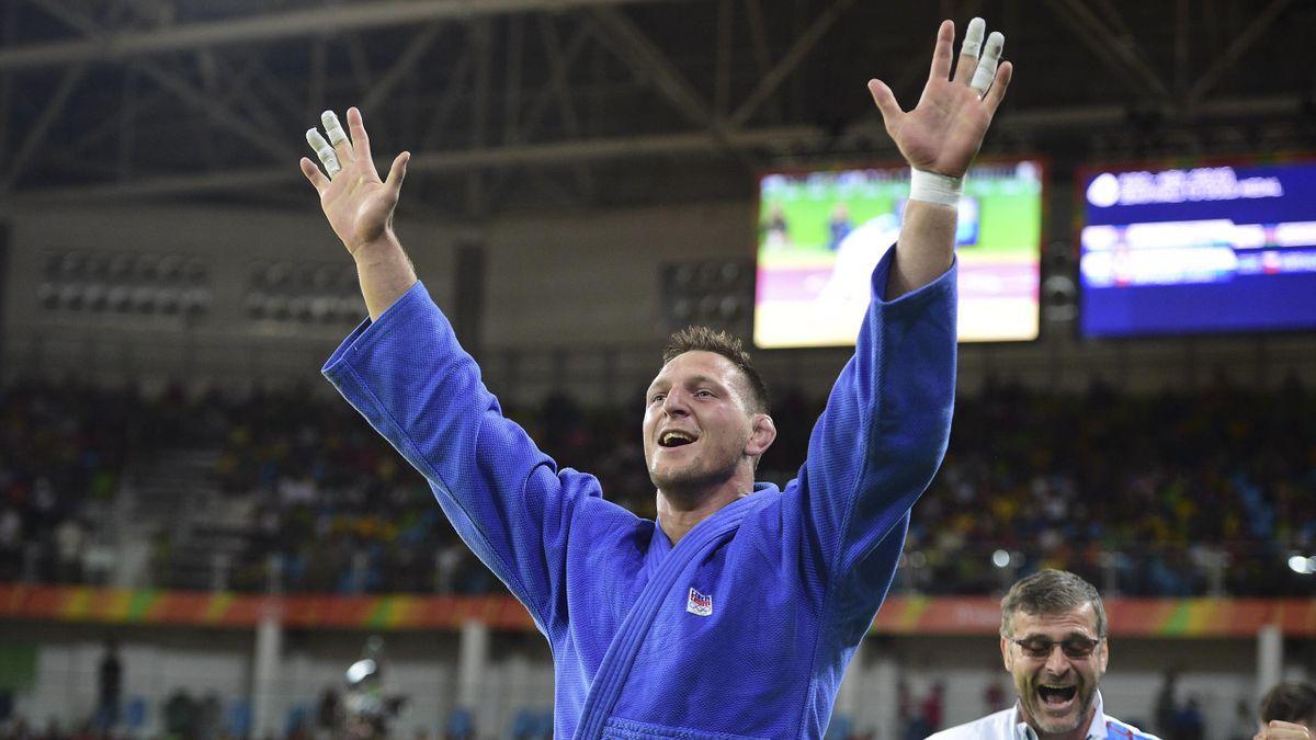 Лукаш Крпалек, дзюдо, Олимпийские игры