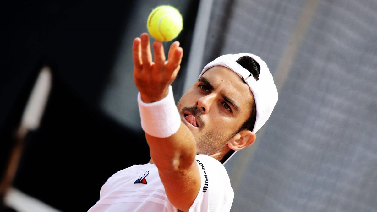Thomas Fabbiano - Herren Generali Open - ATP World Tour 2019 - Imago pub in ITAxGERxHUN