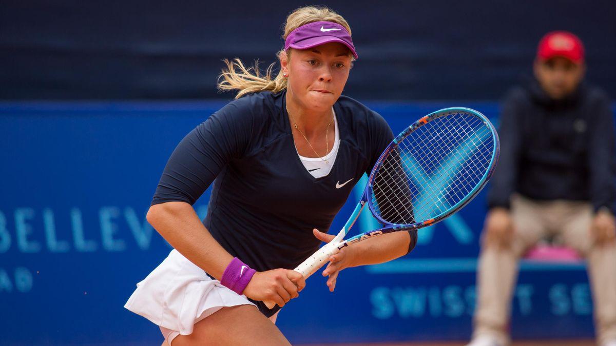 Carina Witthöft verliert erneut in Runde eins