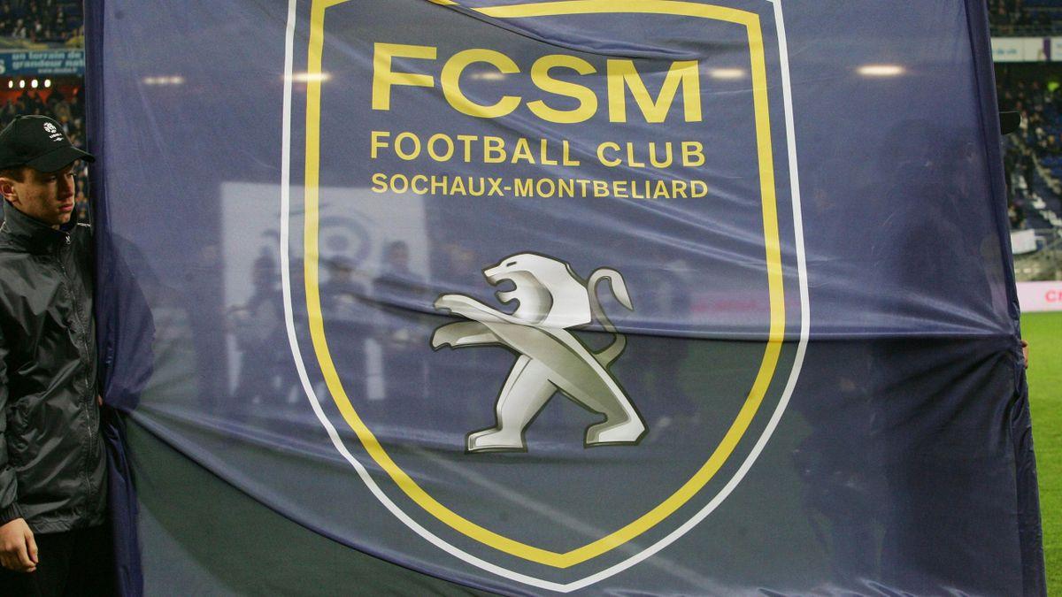 Le lion de Peugeot trône encore sur le logo du FC Sochaux-Montbéliard