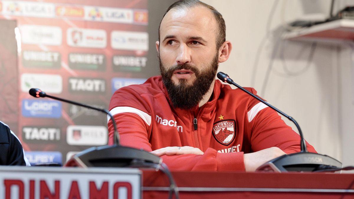 Căpitanul lui Dinamo cere ca Liga 1 să fie oprită de urgență