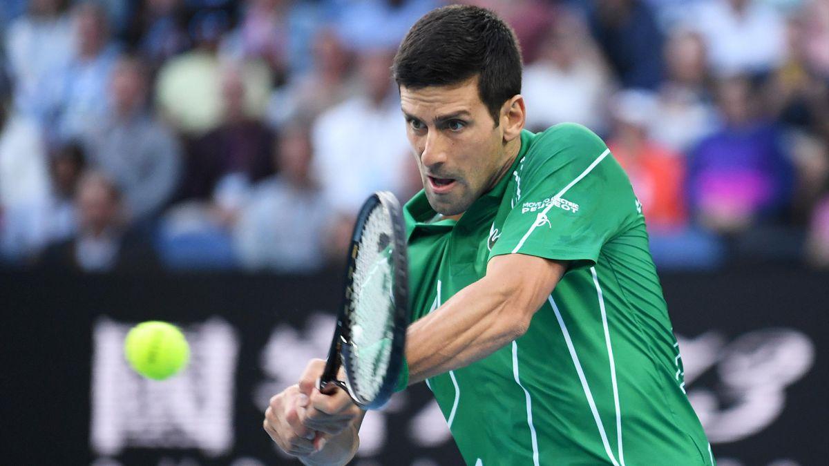 Novak Djokovic | Tennis | ESP Player Feature