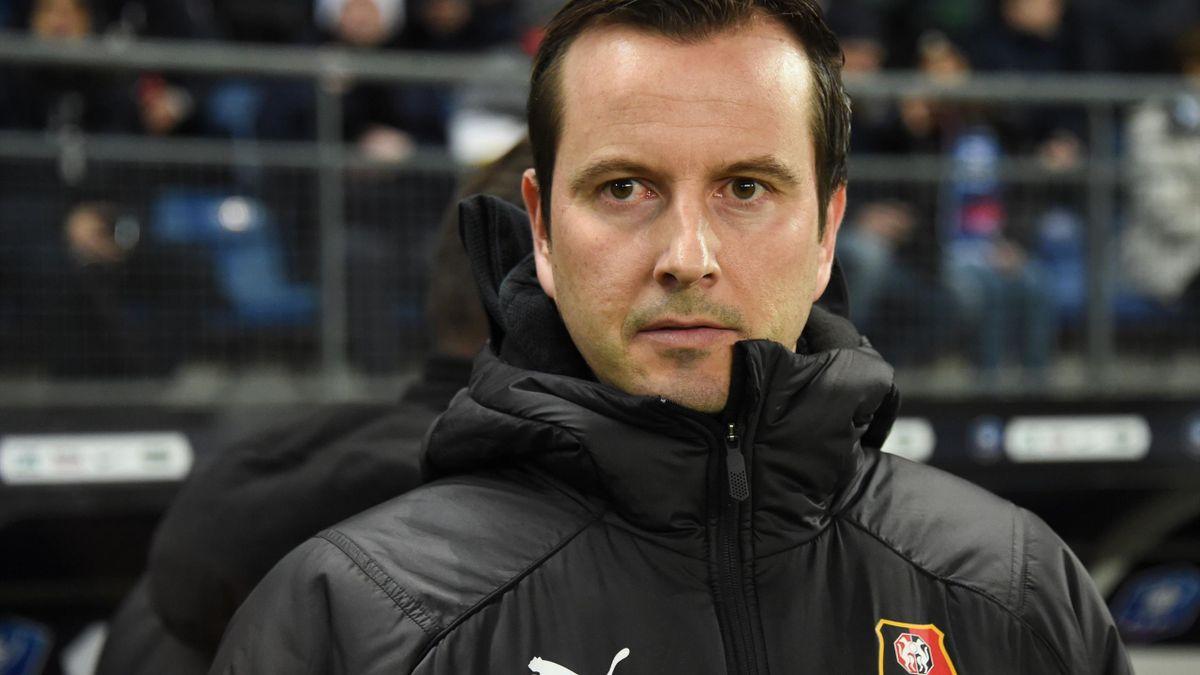 Julien Stéphan (entraîneur de Rennes)