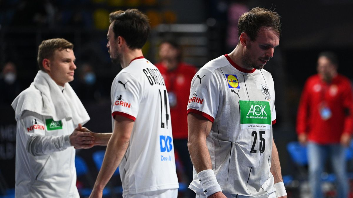 Deutschland unterliegt bei der WM Ungarn