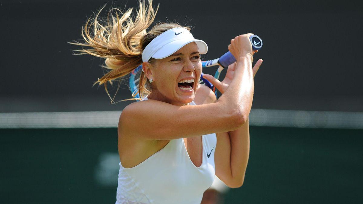 Maria Sharapova Wimbledon