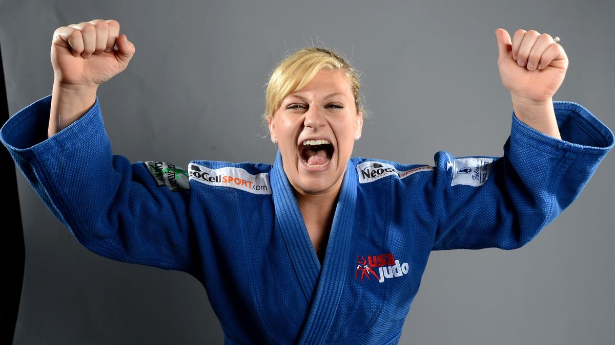 kayla harrison us olympic pictures