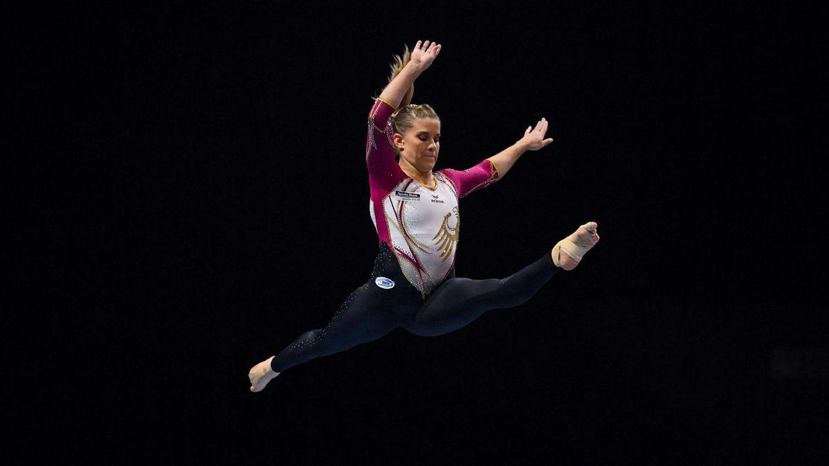 Elisabeth Seitz gewann ihren 23. DM-Titel