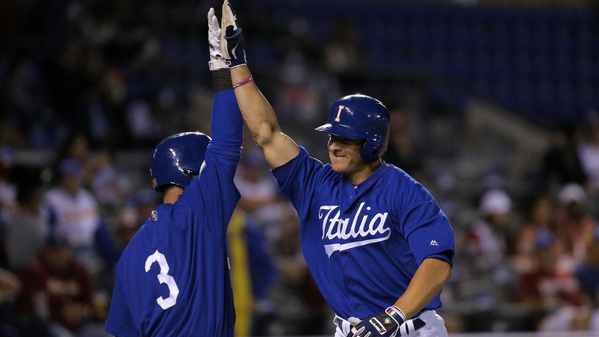 2017 Italia baseball