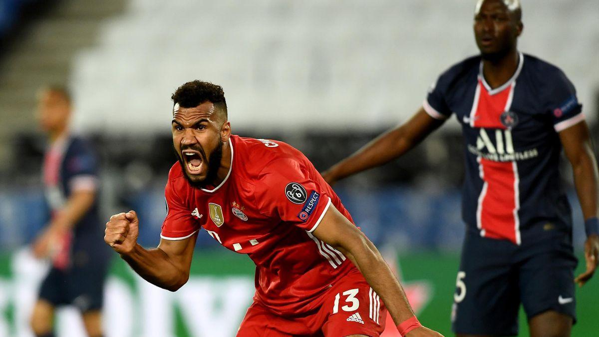 PSG - Bayern: Choupo-Moting trifft zum 1:0