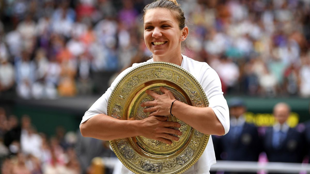 Câți bani primește Simona Halep în urma deciziei organizatorilor Wimbledon