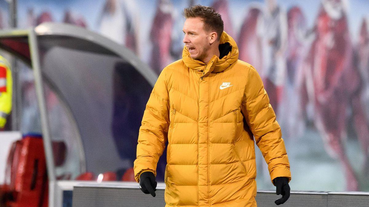 Julian Nagelsmann, RB Lipsia 2020-2021 (Getty Images)