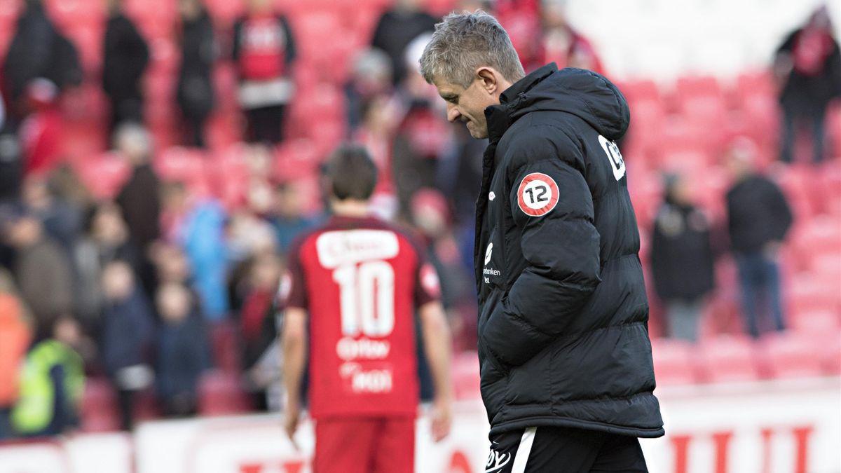 Brann-trener Lars Arne Nilsen