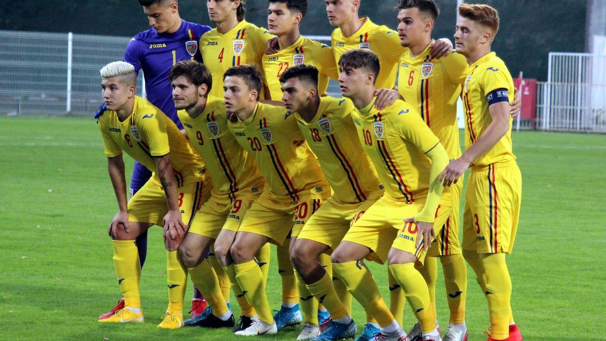 Romania U19 - Serbia U19