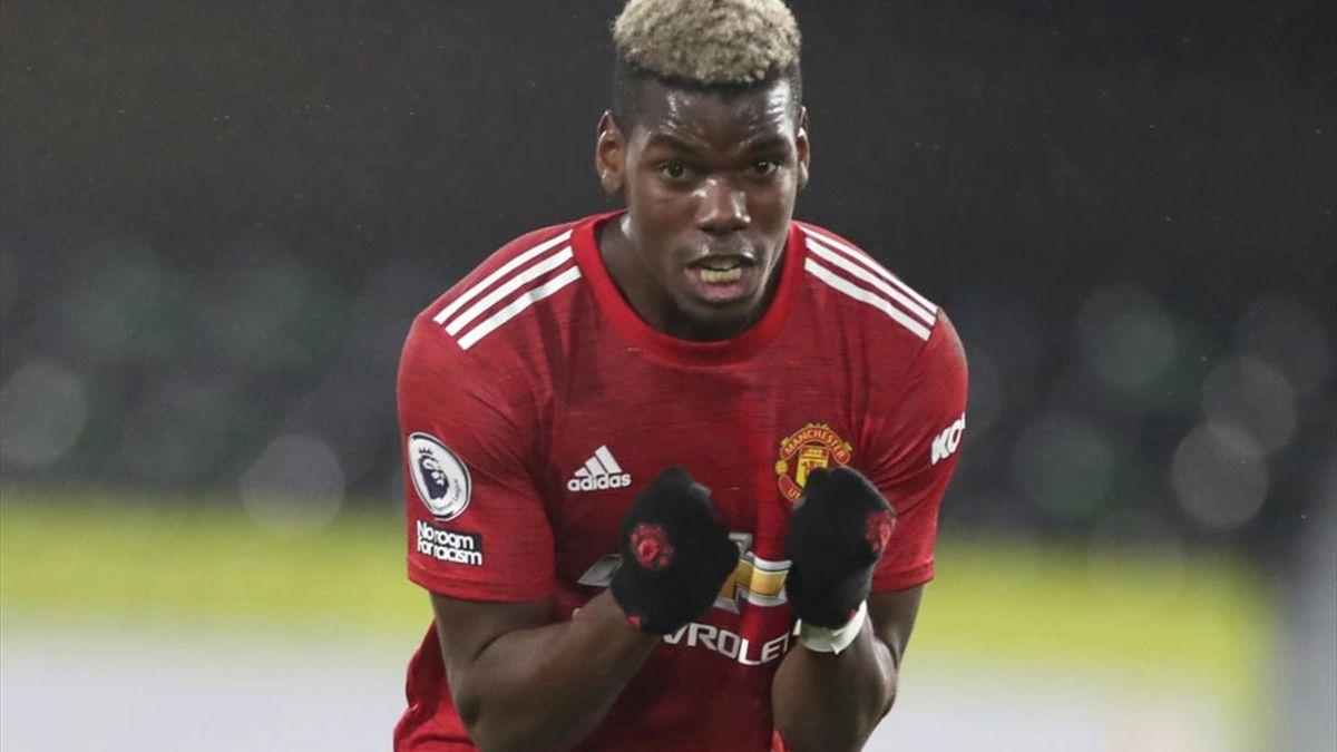 Pogba hits spectacular Fulham winner