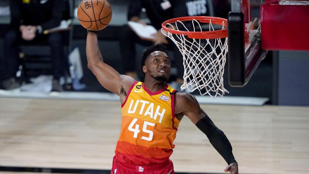 Donovan Mitchell (Utah Jazz)