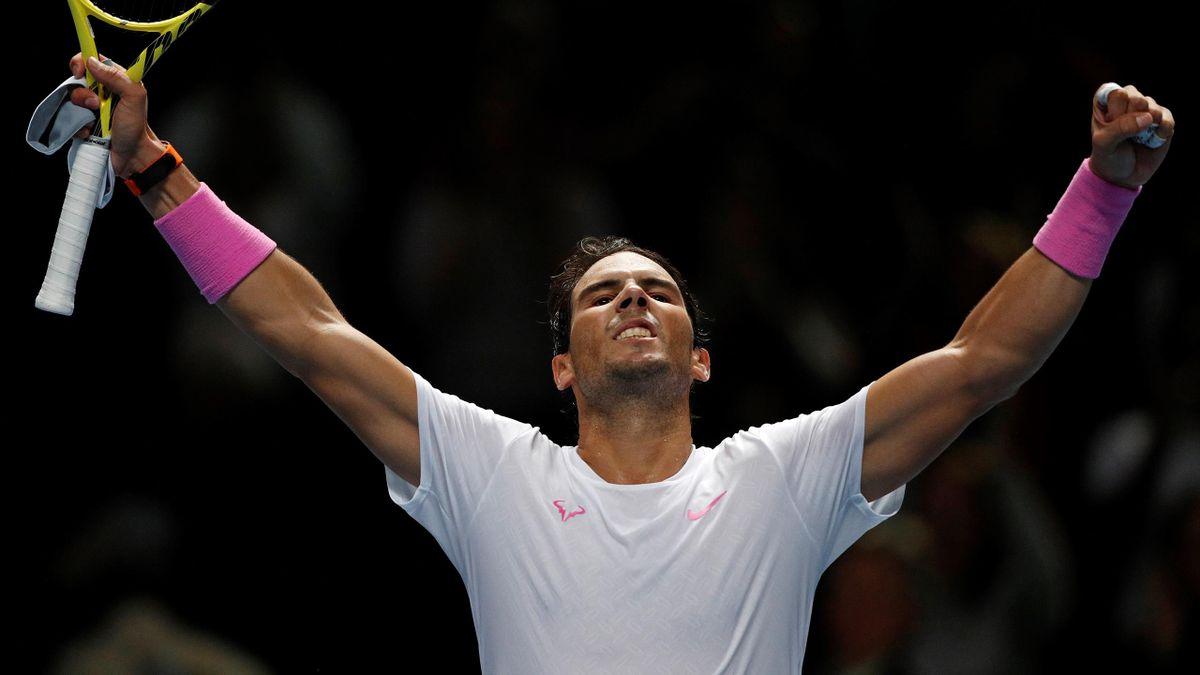 Rafael Nadal - ATP World Tour Finals London 2019
