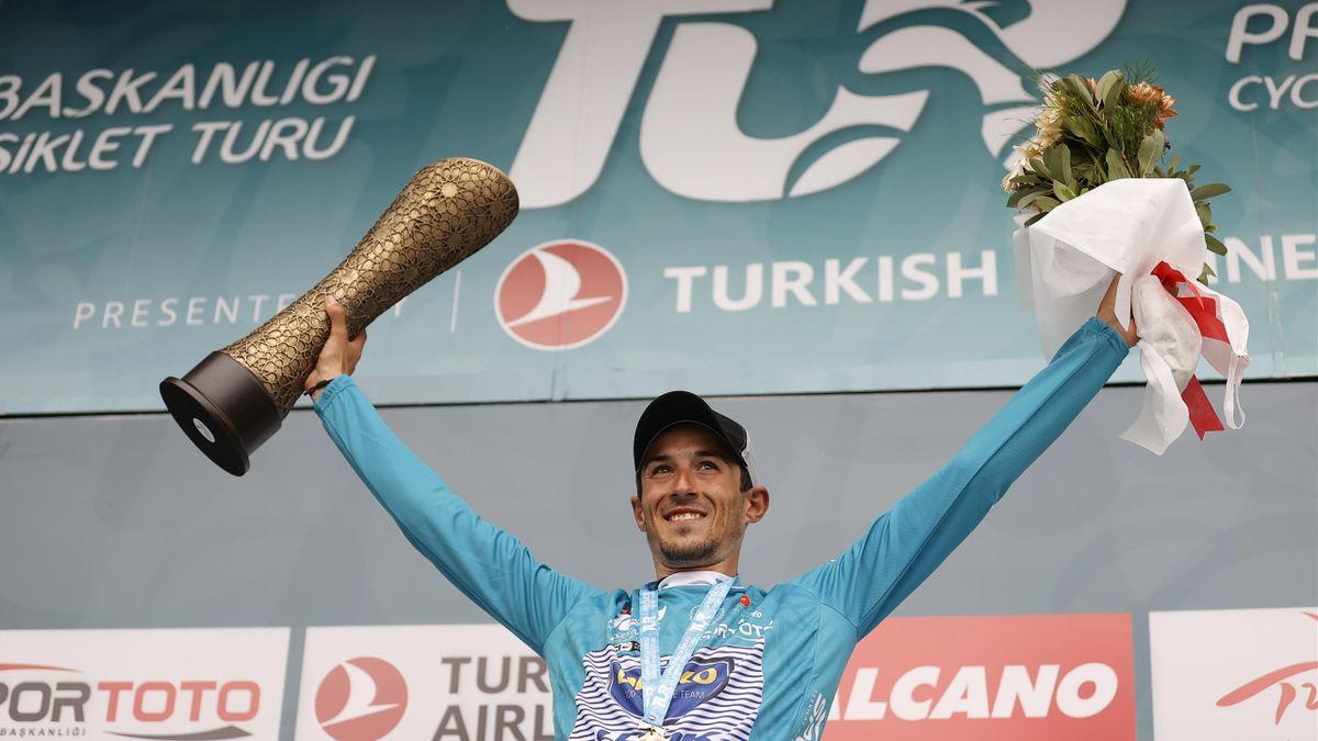 Jose Manuel Diaz, Sieger der Türkei-Rundfahrt
