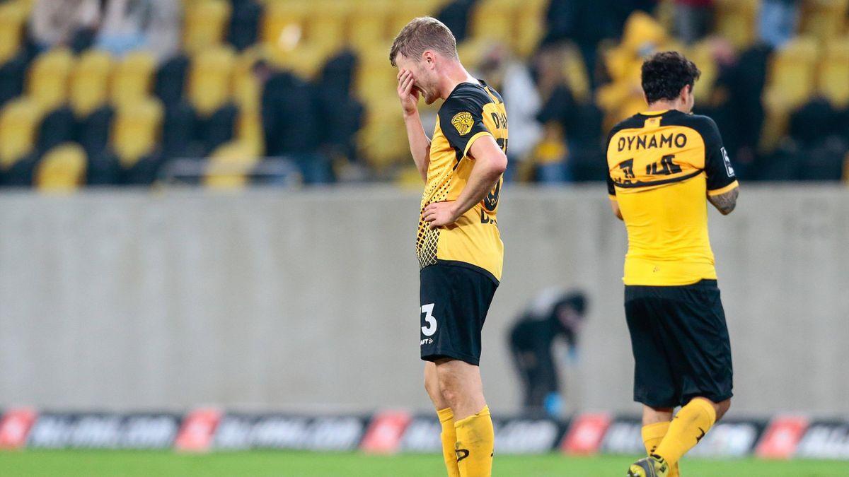 Dynamo Dresden vermeldete neue Coronafälle