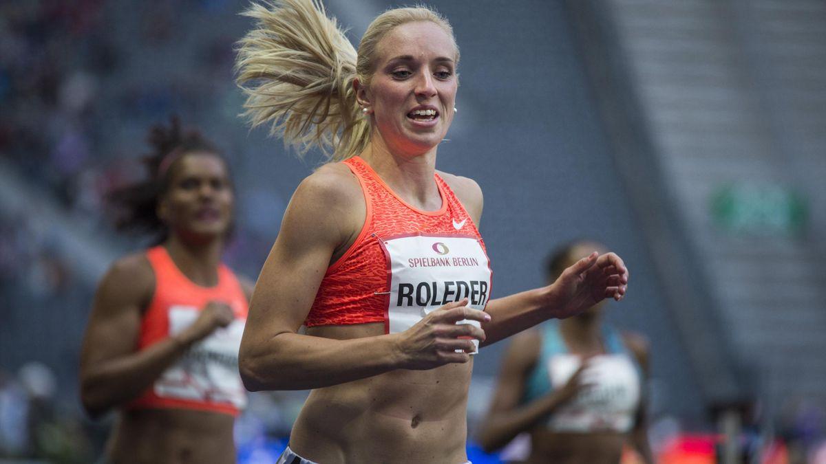 Cindy Roleder erreicht Halbfinale über 60 m Hürden