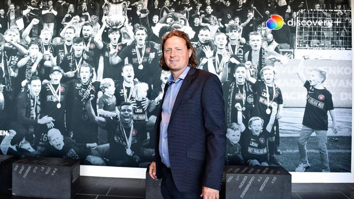 Bo Henriksen er ny cheftræner i FC Midtjylland.