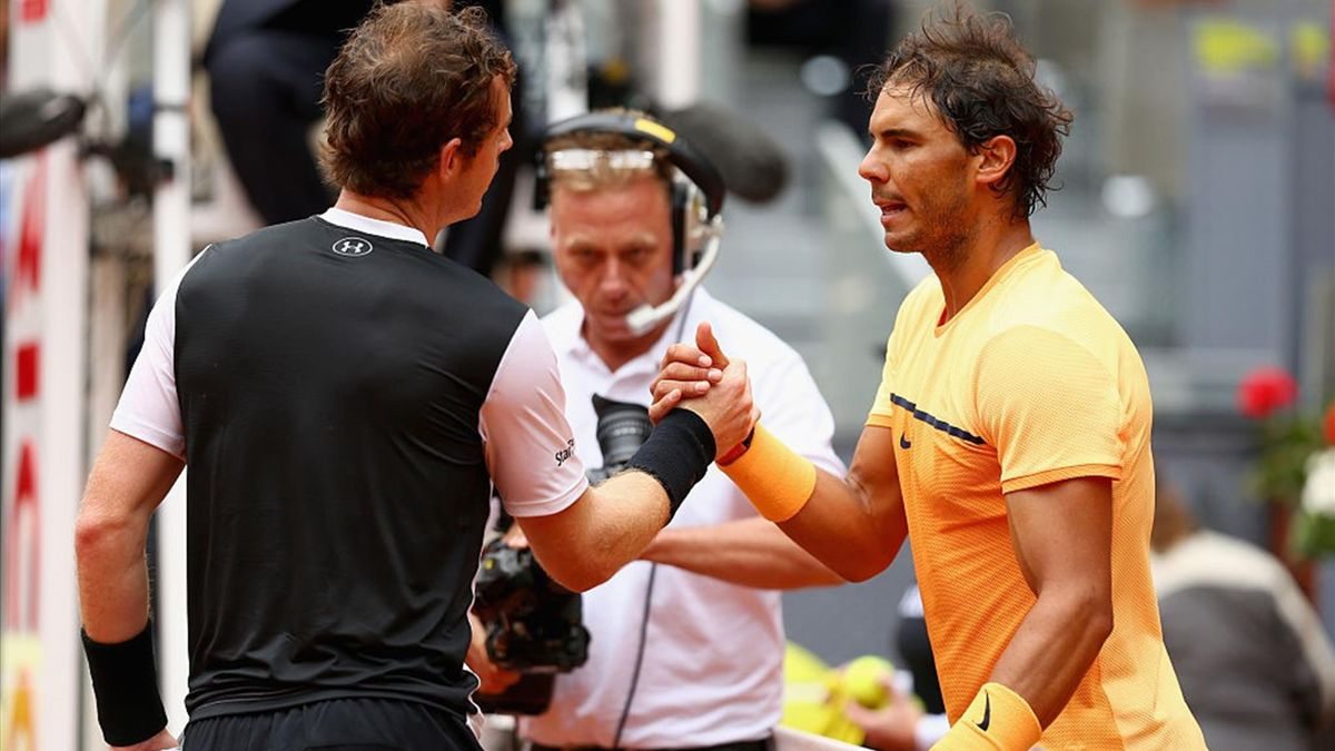 Andy Murray believes Rafa Nadal's achievements will not be beaten