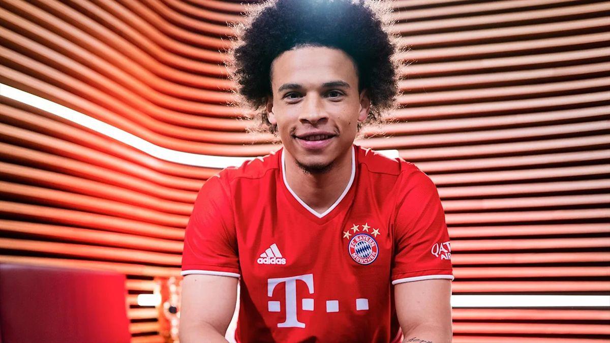 Leroy Sané   Bayern Munich