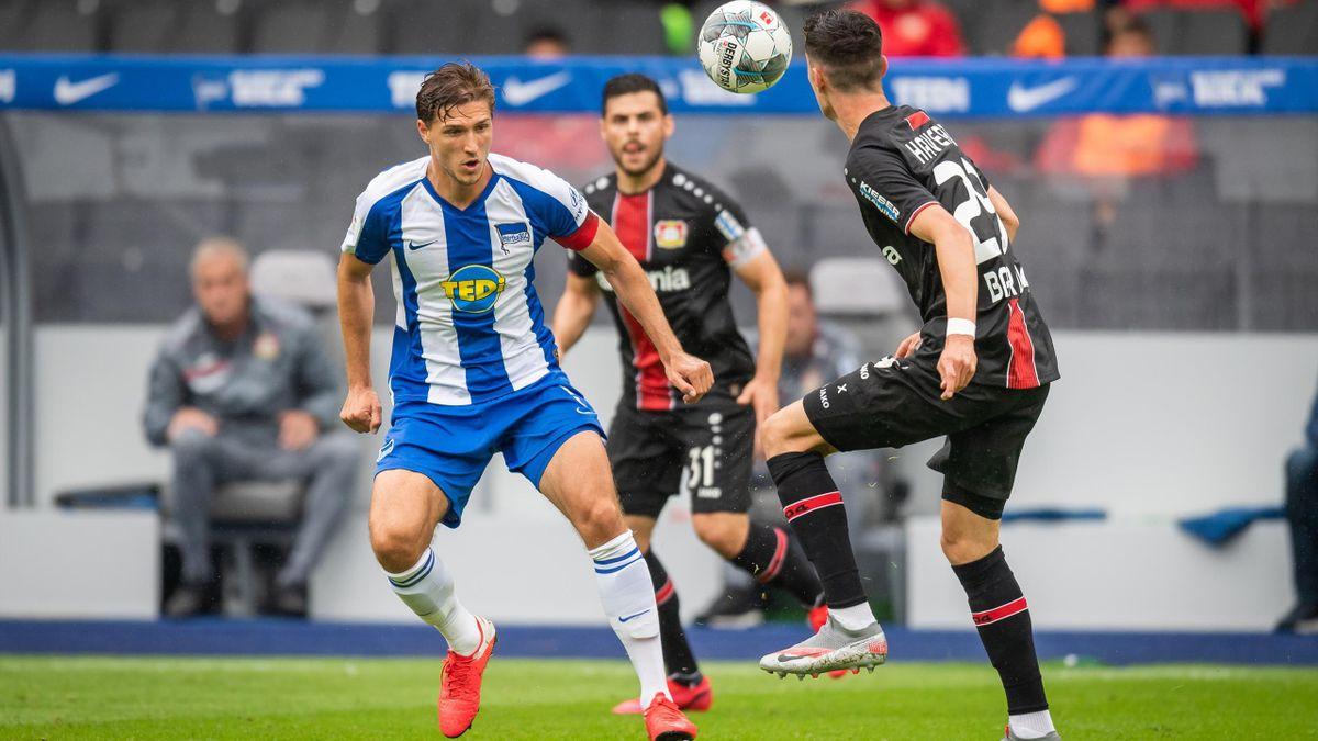 Leverkusen a pierdut la Hertha