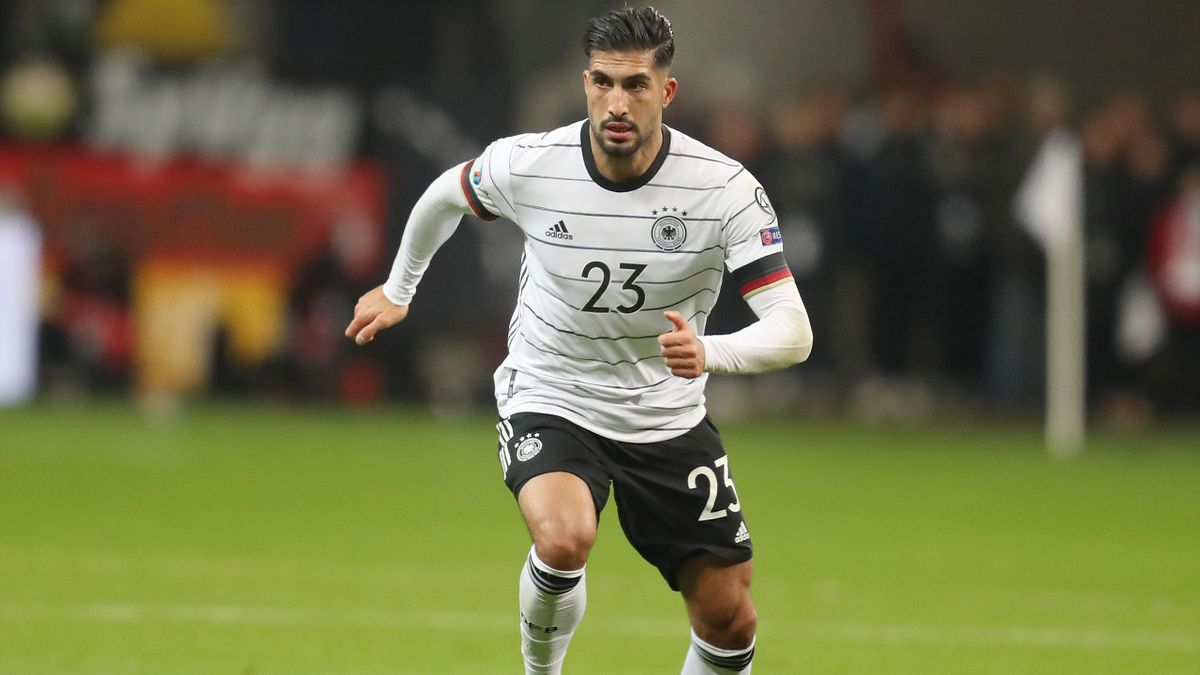 Emre Can steht am Sonntag nicht im Kader von Juventus
