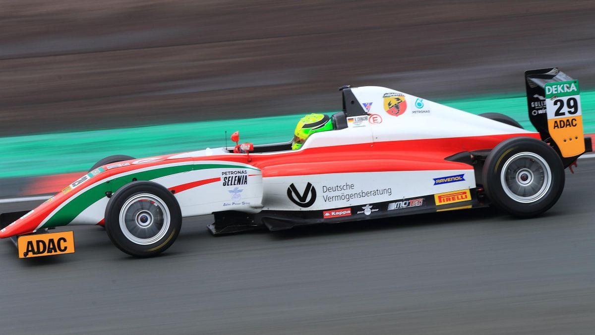Mick Schumacher in der Formel 4
