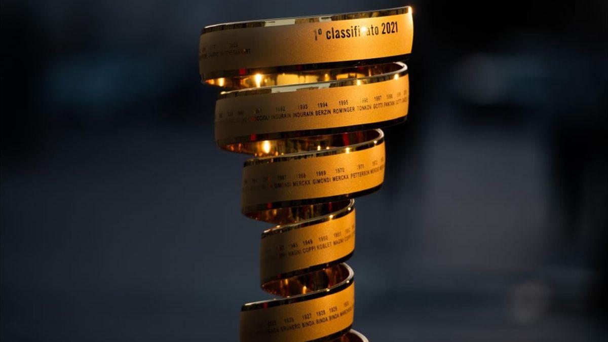 Trofeo Senza Fine Giro d'Italia 2021 a L'Aquila - Getty Images