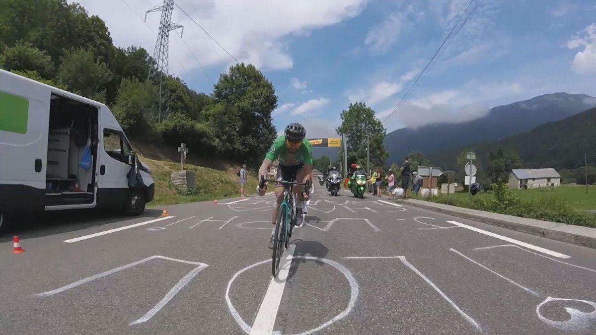 Tour de France stage 19 : oboard