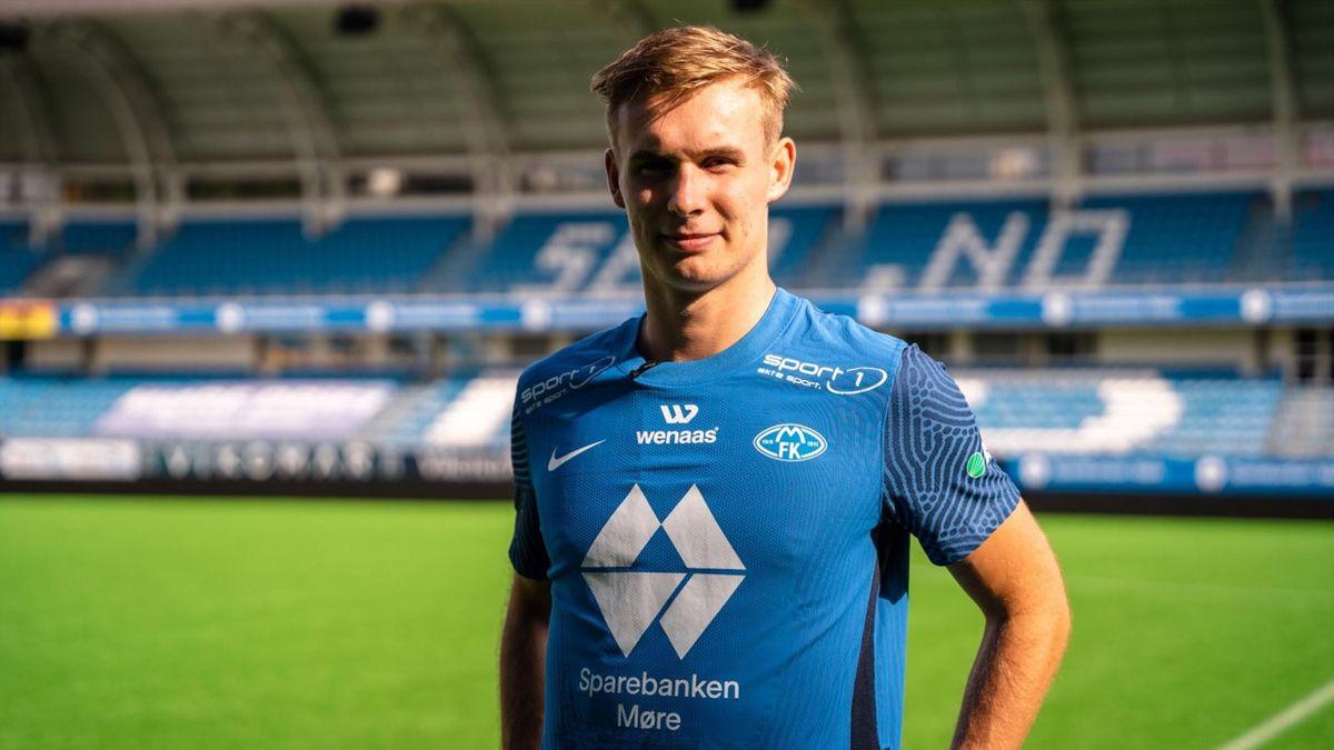 Sivert Mannsverk (Foto: Molde FK)