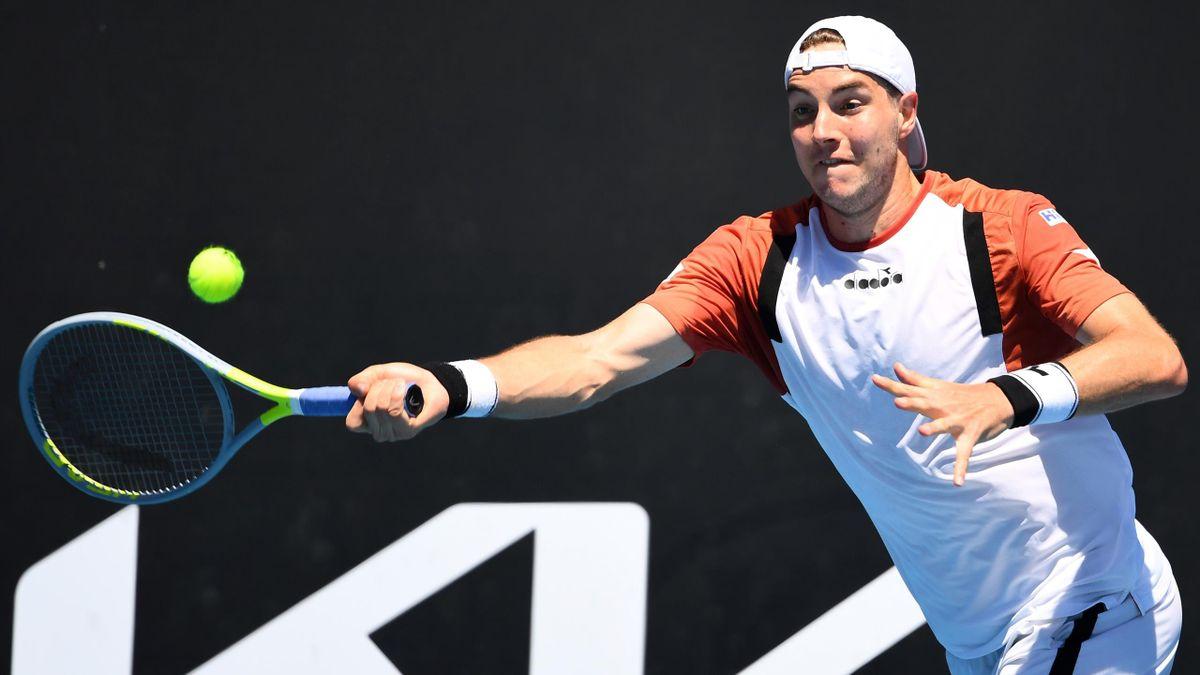 Jan-Lennard Struff - Australian Open 2021