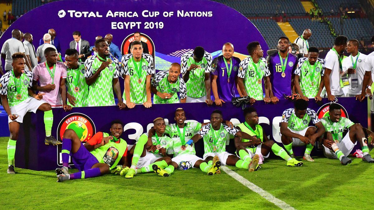 Afrika-Cup - Nigeria