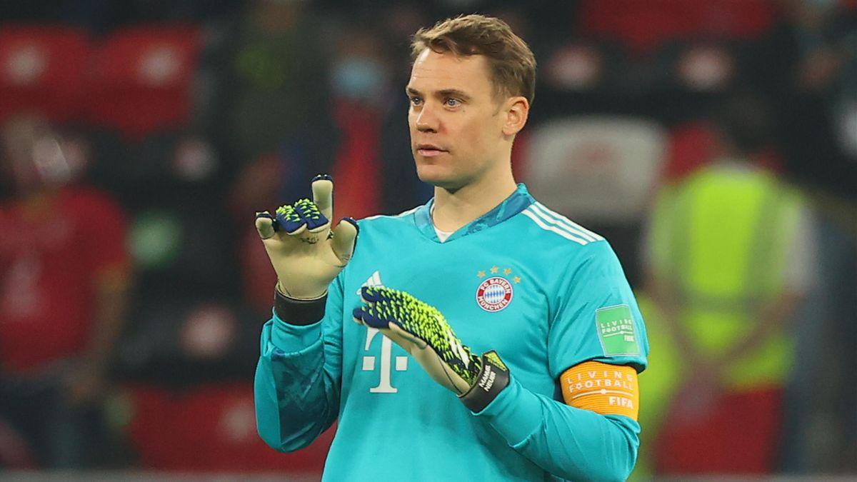 Manuel Neuer und der FC Bayern bereiten sich auf das Finale der Klub-WM gegen UANL Tigres vor