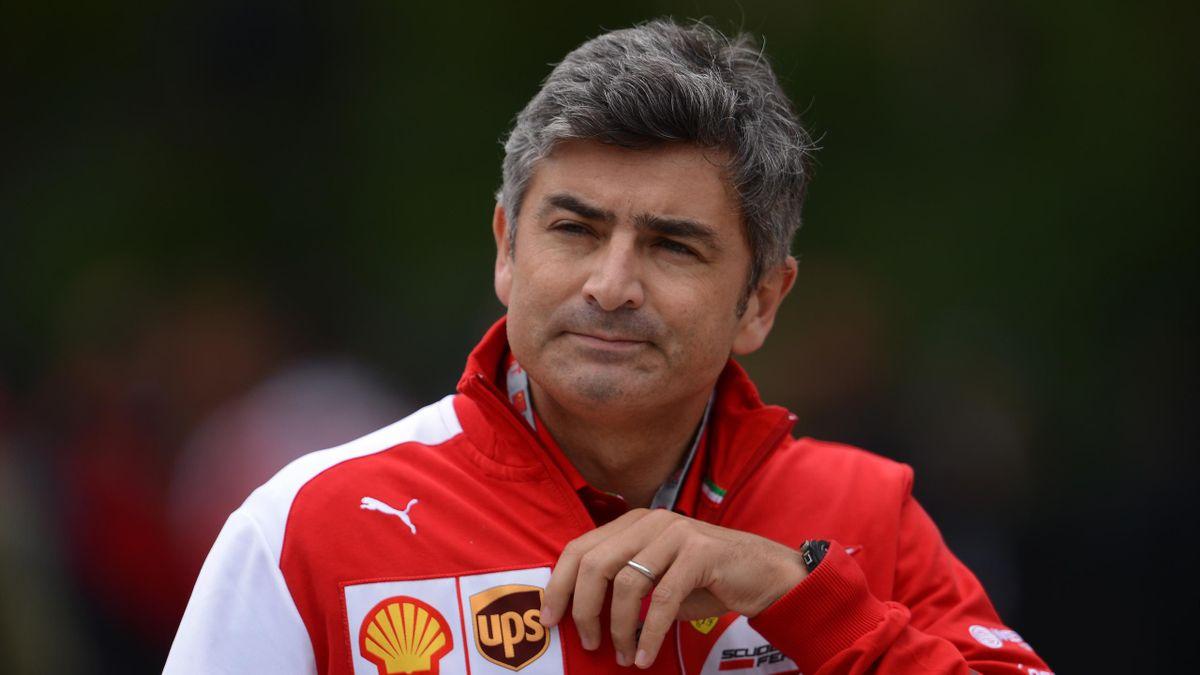 Ex-Ferrari-Teamchef Marco Mattiacci steht vor einem Engagement bei Aston Martin