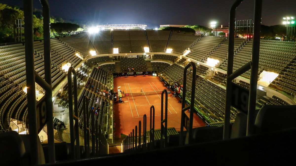 Rome Masters 1 000 Fans Allowed In For Final Two Days Of Italy Tournament Eurosport